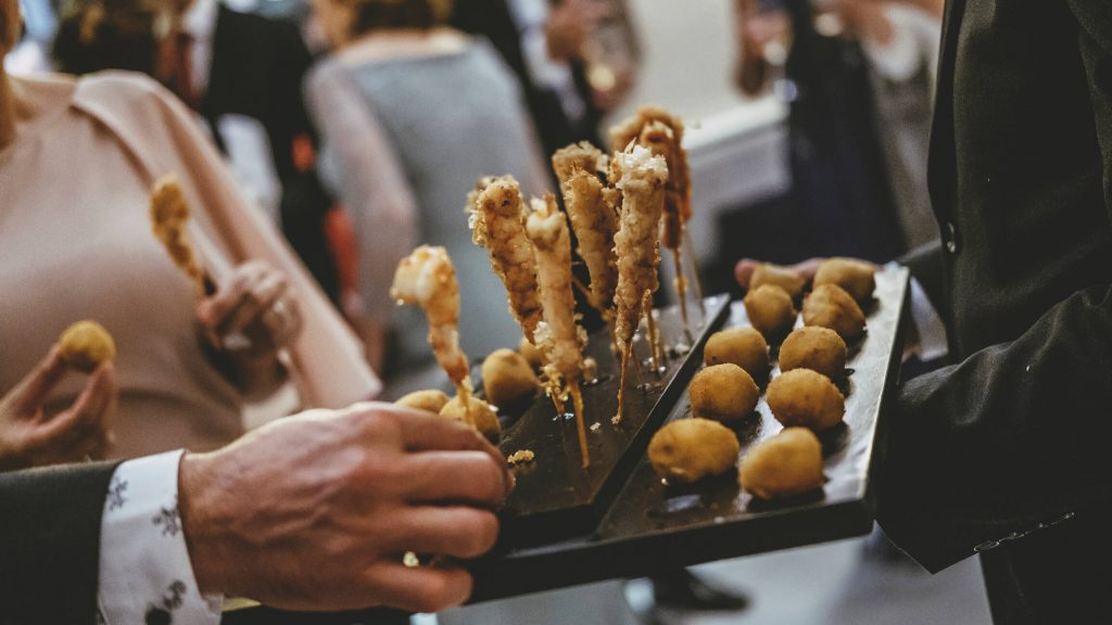 Calgary caterer for wedding event - Gather Catering