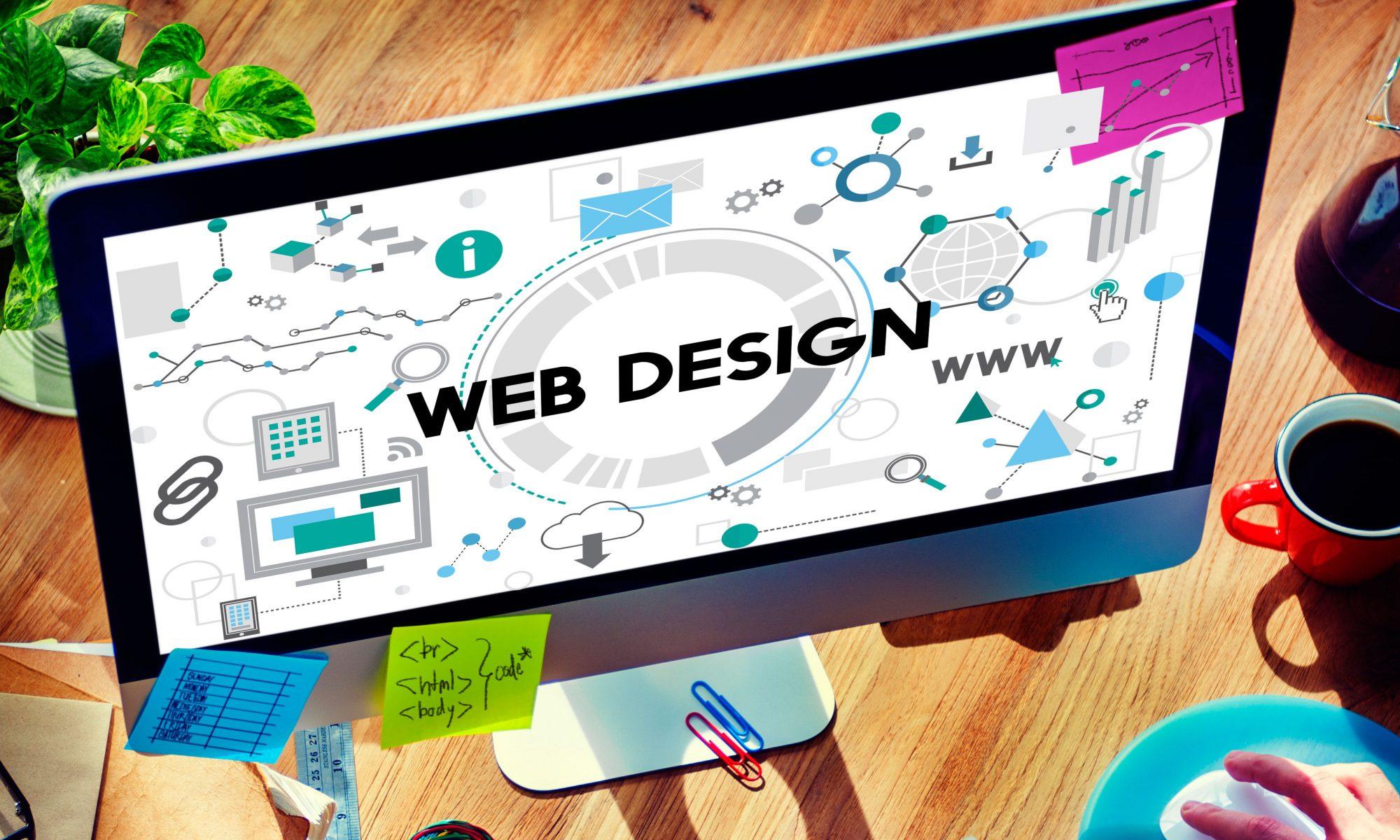website design services in Calgary AB - Cornerstone Digital